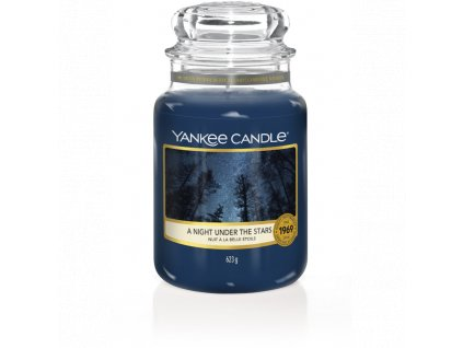 YANKEE CANDLE A NIGHT UNDER THE STARS 623g