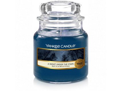 YANKEE CANDLE A NIGHT UNDER THE STARS 104g