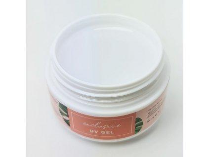 Mléčný bílý uv gel 30g Exclusive Dreamnails