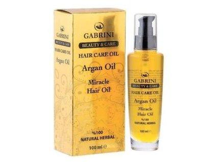 2207 gabrini arganovy olej na vlasy 100 ml