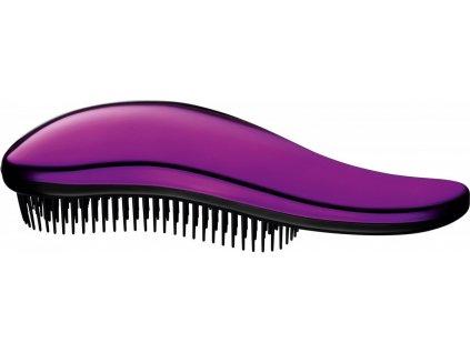 3596 luxury chrome kefa na vlasy metalicka fialova