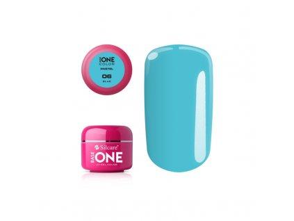 5402 silcare farebny uv gel 5ml pastel blue 6