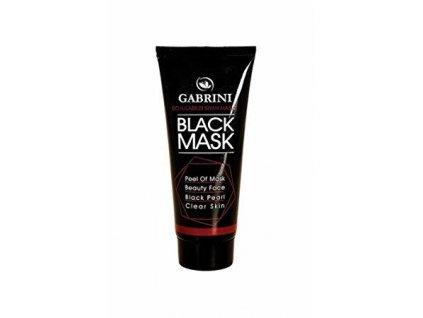 6359 gabrini black mask peel off obohatena o vitamin e 80ml