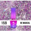 GEL LAK Molly Lac Molly Lac Gem & Silver Be Magical 5ml Nr 159