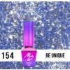 GEL LAK Molly Lac Molly Lac Gem & Silver Be Unique 5ml Nr 154