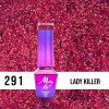 GEL LAK Mollylac Starrily Lady killer 5ml Nr 291