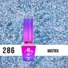 GEL LAK Mollylac Starrily Matrix 5ml Nr 286
