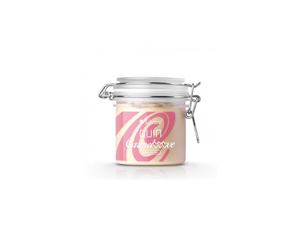 Maslo na ruky - 200ml - karamelové QUINN