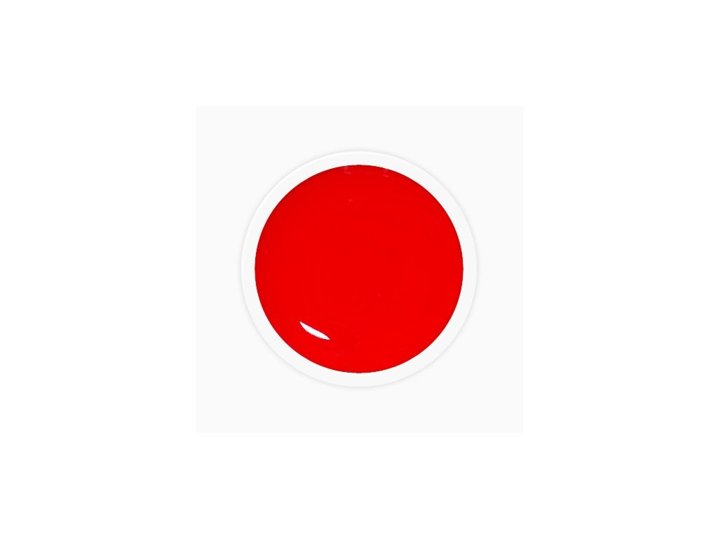 Red shine uv gél Dreamnails 5ml