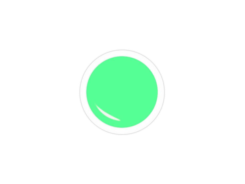 NEON GREENS UV gél Dreamnails 5ml CL109