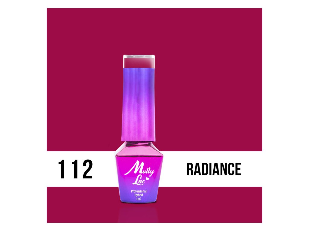 GEL LAK Molly Lac Welcome to Ibiza Radiance 5ml Nr 112