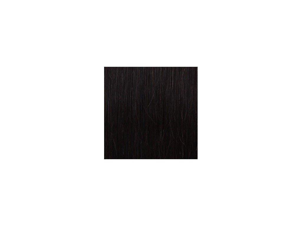 Vlasy na páske 50cm 50g farba 2