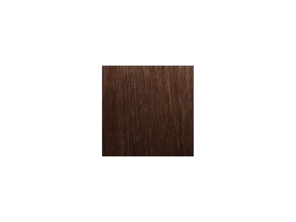 Vlasy na páske 50cm 50g farba 8