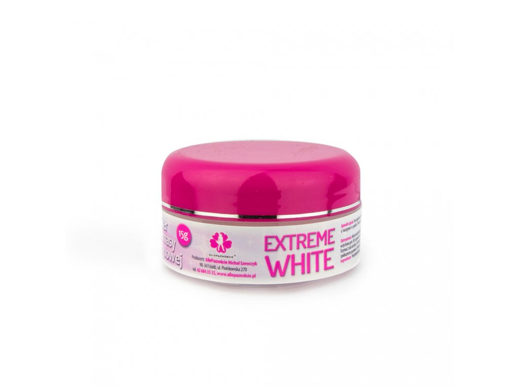 2akryl 15g extreme white super jakosc
