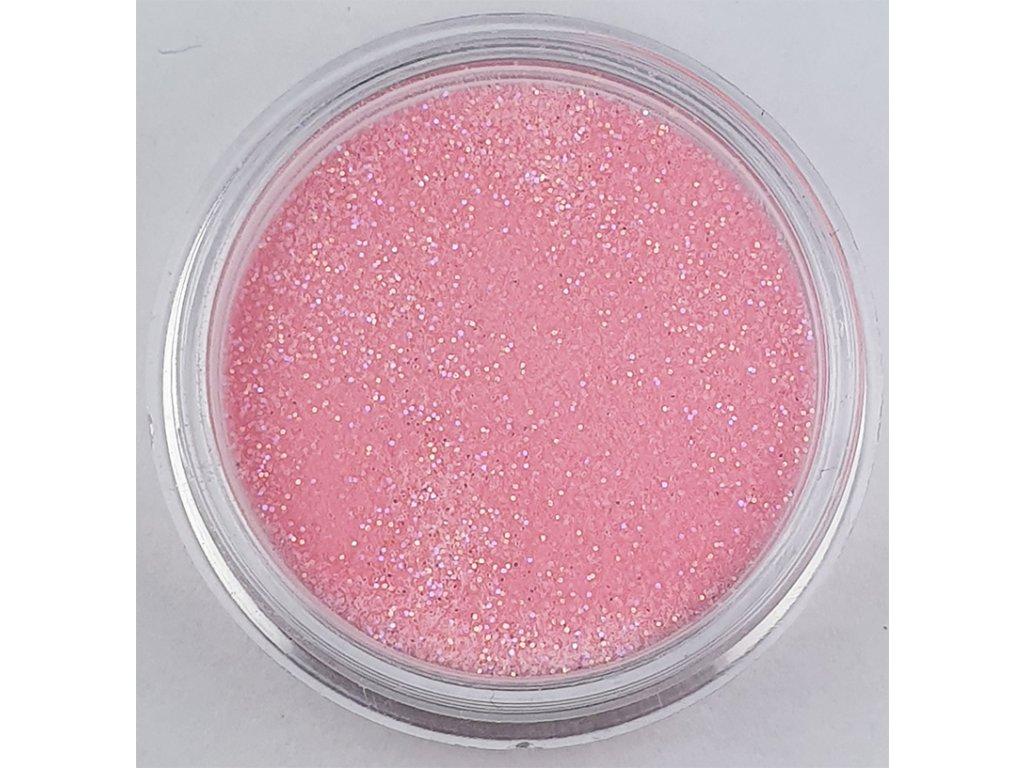 Akrylový prášok pink crystal 5g #34