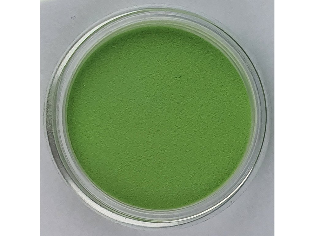 Akrylový prášok army green 5g #55