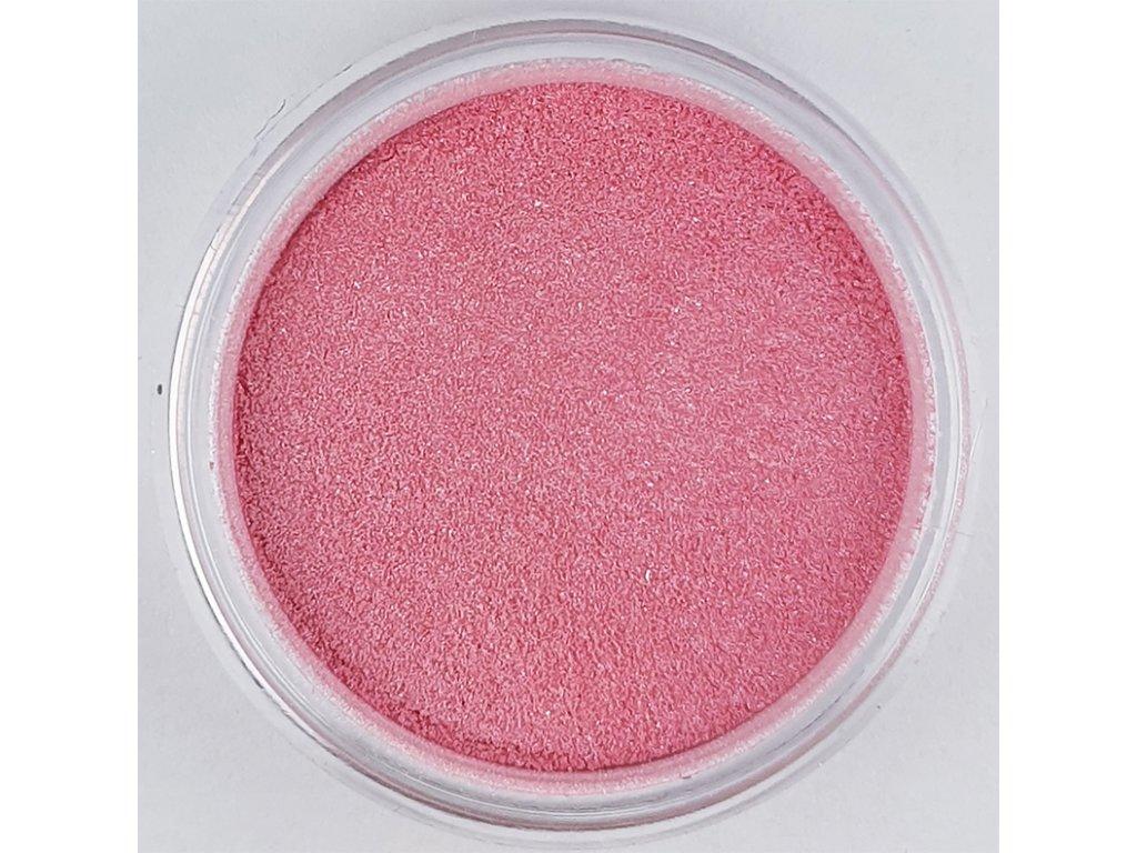 Akrylový prášok ultra pink pearl 5g #82