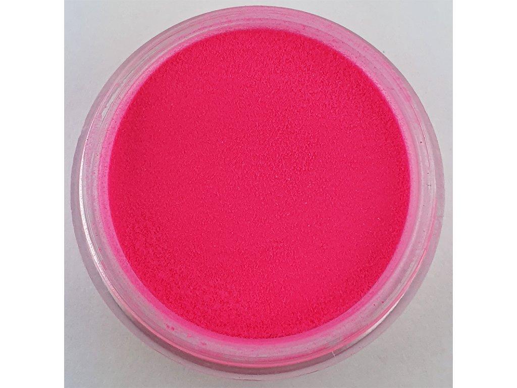 Akrylový prášok neon barbi 5g #92