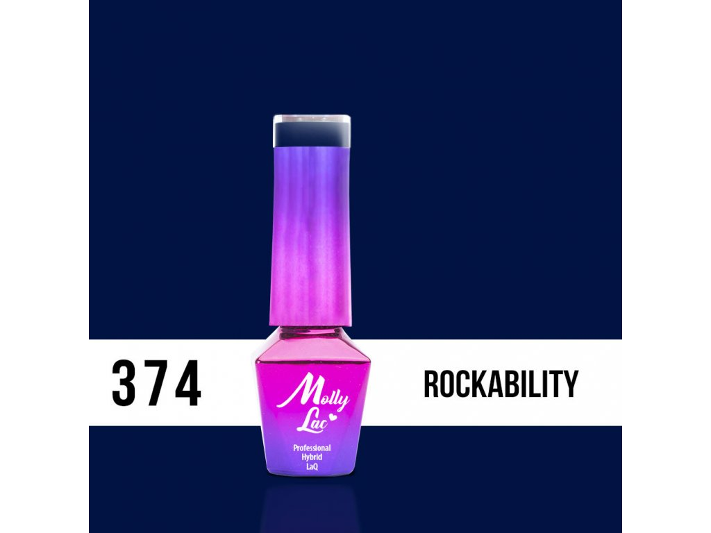 MOLLY LAC PIN-UP GIRL Rockability  10ML NO.374