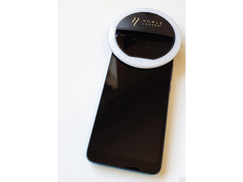 Selfie svetlo na mobil NOBLE LASHES