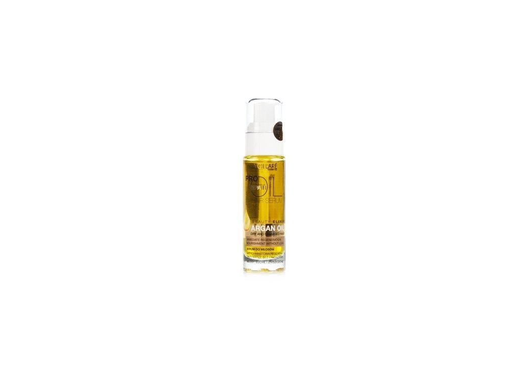 Vlasové sérum Argan oil Intensive Repair 30 ml