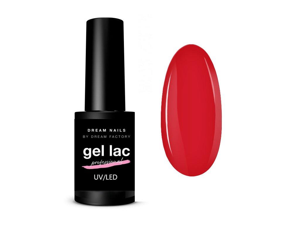 Gél Lak Dreamnails PROFESIONAL red 403 5ml
