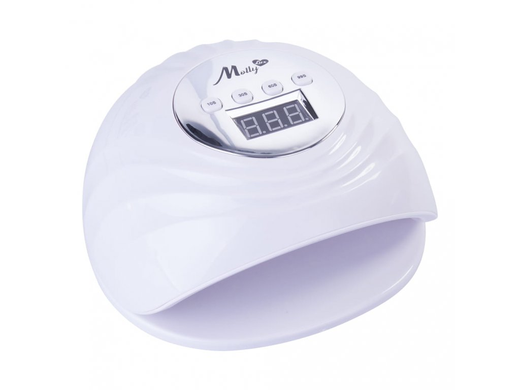 MollyLux lampa biala 2