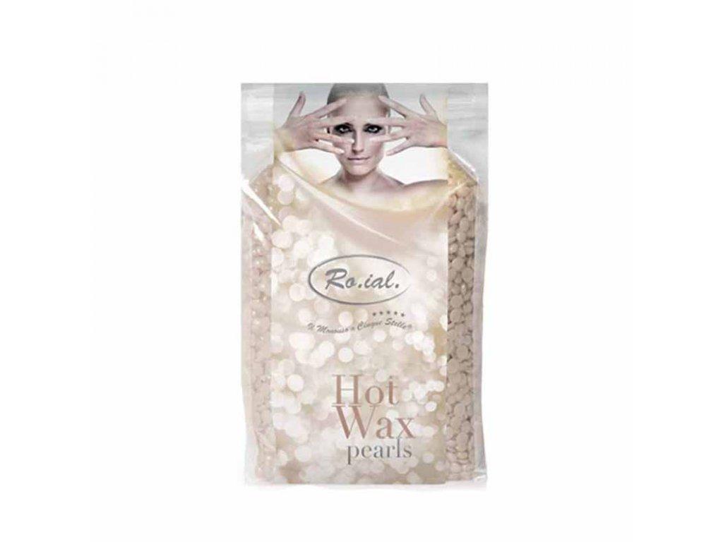 HOT WAX PEARLS White brilliance