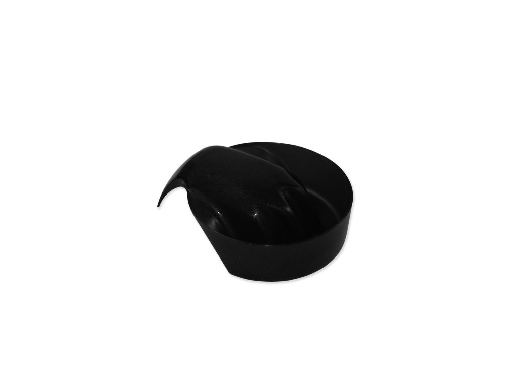 Miska na manikúru black
