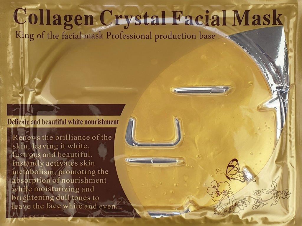 kolag. maska zlata