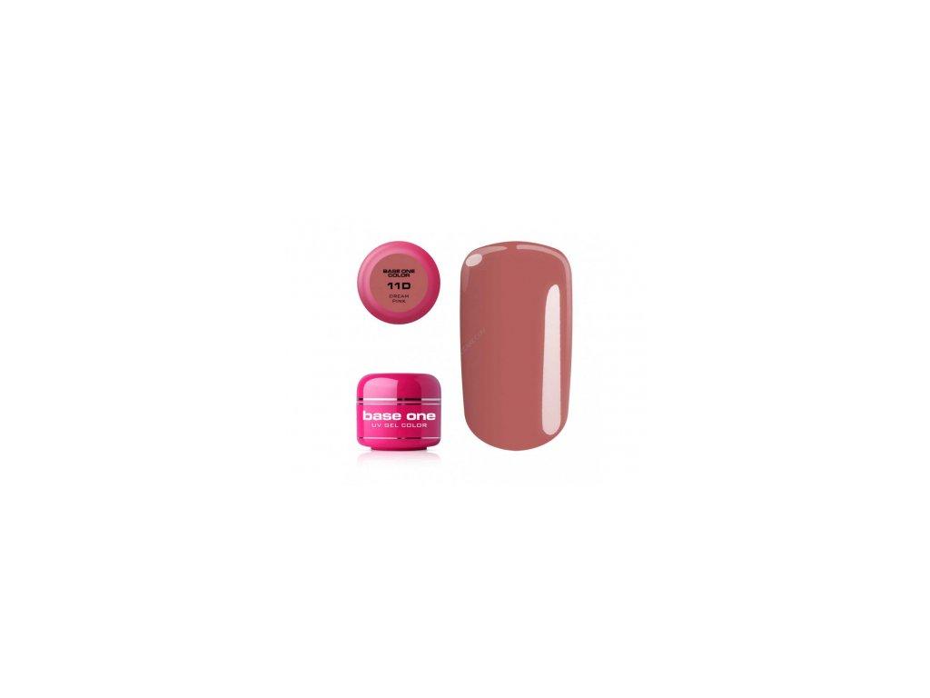Silcare farebný uv gél 5ml - noname dream pink 11d