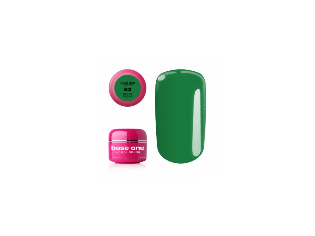 Silcare farebný uv gél 5ml - noname green grass 23
