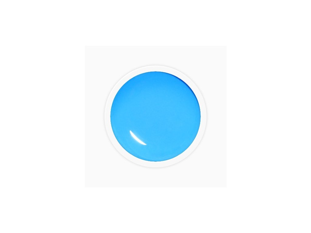 Dodger Blue UV gél Dreamnails 5ml