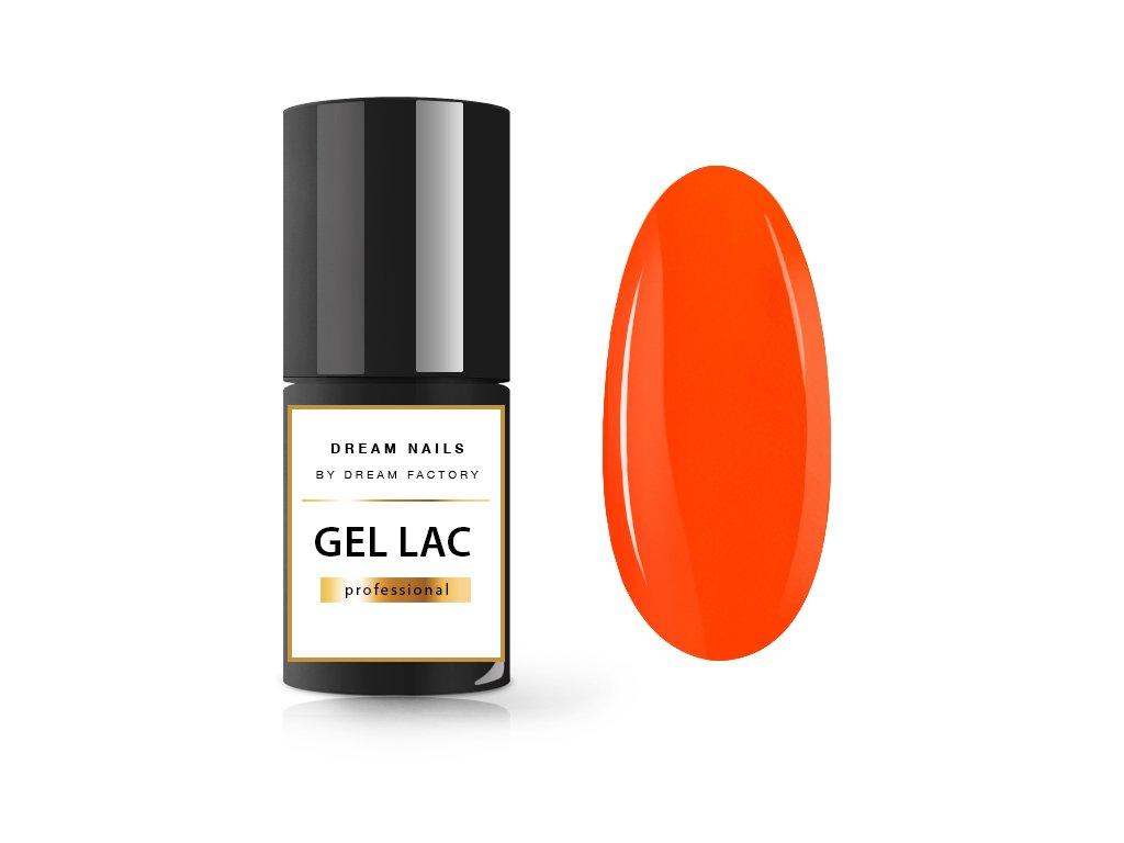 GELLAK Dreamnails Professional 5ml 5 NEON ORANGE