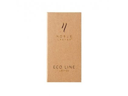 ECO NATURAL LASHES D 0,10 mix (8-13 mm)