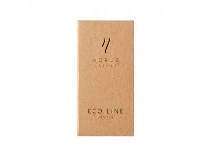 ECO NATURAL LASHES D 0,07 mix (8-13 mm)