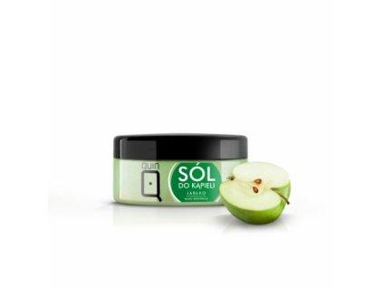 Soľ do kúpeľa - 350g - jablko Silcare