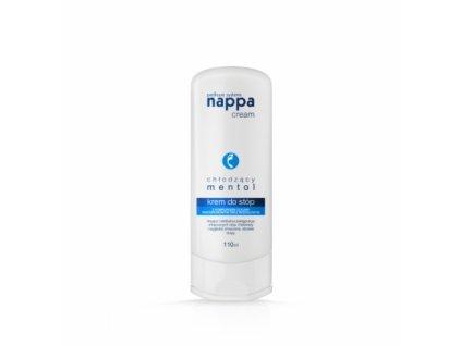 Krém na nohy - 110ml NAPPA chladivý s mentolom