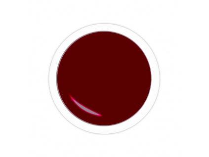 FAME RED UV gél Dreamnails 5ml CL135