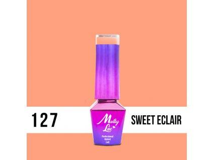 GEL LAK Molly Lac Yoghurt Sweet encliar 5ml Nr 127