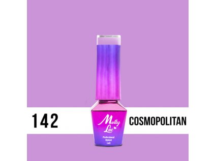GEL LAK Molly Lac Flamingo Cosmopolitan 5ml č. 142