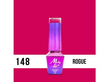 GEL LAK Molly Lac Flamingo Rogue 5ml Nr 148