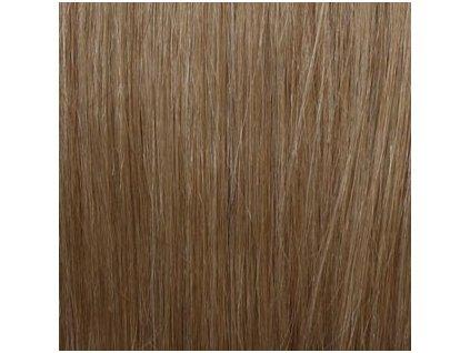 Exkluzívne clip in vlasy - odtieň 16 dlhé 50cm váha vlasov 100g