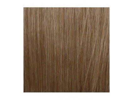 Exkluzívne clip in vlasy - odtieň 16  dlhé 60cm váha vlasov 120g