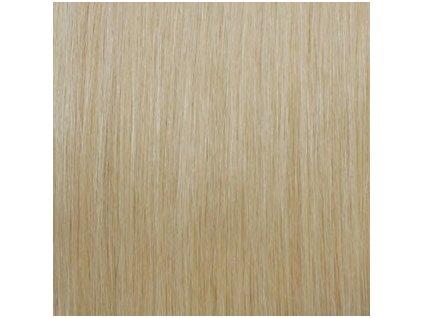 REMY vlasy keratín #22 tmavá blond