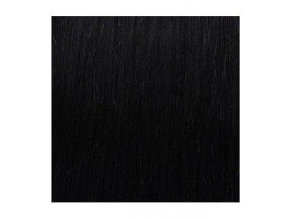 Micro loop remy vlasy 60cm farba 1