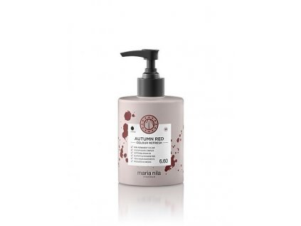 Maria Nila Colour Refresh Autumn Red 6.60 300 ml