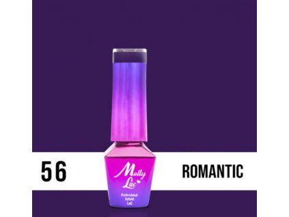 GEL LAK Molly Lac INSPIRED BY YOU ROMANTIC 5ml Nr 56