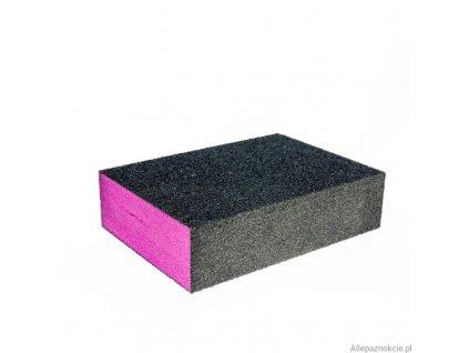 blok do pedicure pumeks rozowy