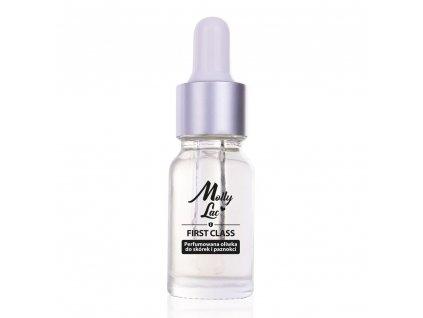 Oliwka perfumowana do paznokci First Class Molly Lac Nail Cuticle oil 10 ml